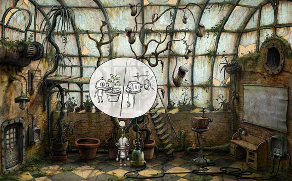 Machinarium Screenshot 3