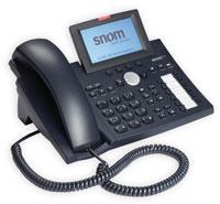 Snom 370 Phone