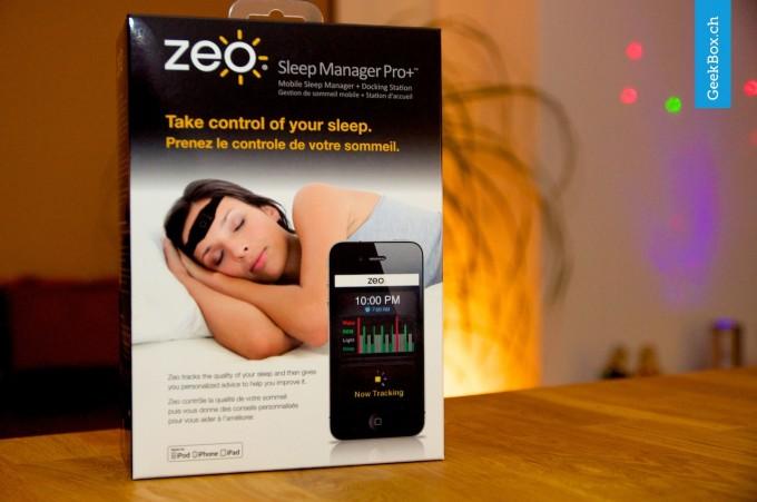Zeo Sleep Manager Pro+