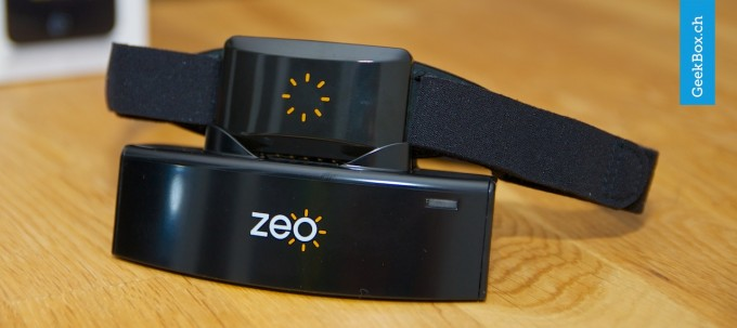 Zeo Sleep Manager Pro Closeup